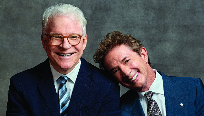 9/11/20 – Steve Martin and Martin Short at Michigan Lottery Amphitheatre at Freedom Hill