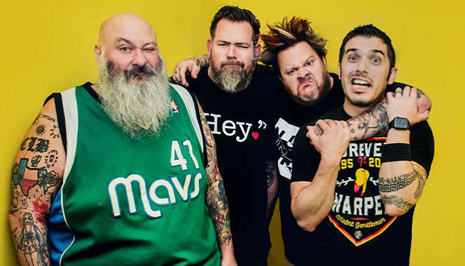 4/17/20 – Bowling For Soup at The Blind Pig