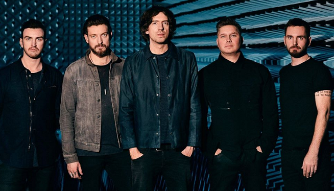 Snow Patrol: Gary's Working in L.A.