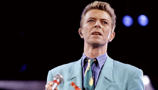 David Bowie Painting Bought at Thrift Store Worth Big Bucks