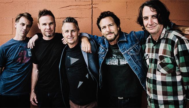 Pearl Jam: Postpone Tour Due to Coronavirus