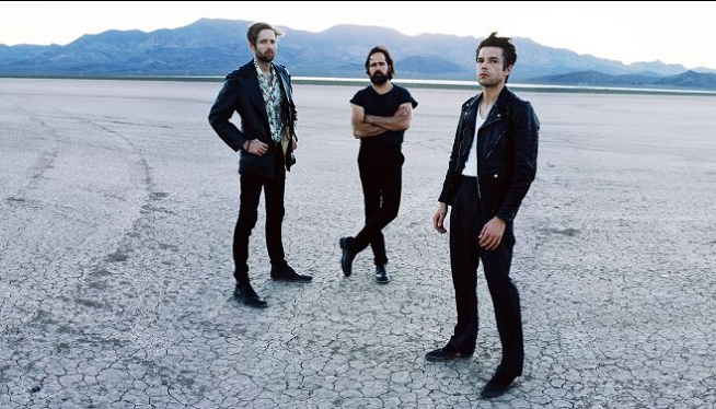 The Killers: Imploding Out May 29th