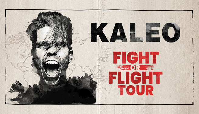 4/27/22 – Kaleo at The Fillmore