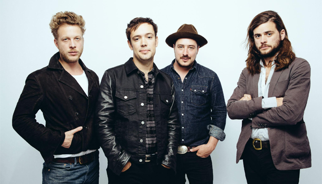 "Mumford and Sons: A Benefit Take on ""Alone"""
