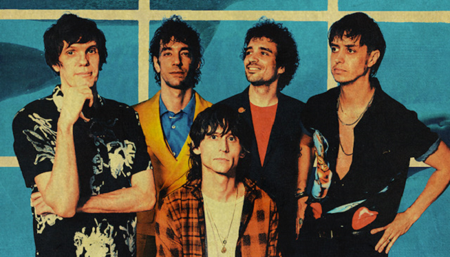 The Strokes Announce New Year's Eve Show