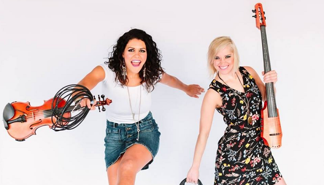 7/30/20 – The Moxie Strings at 20 Front Street