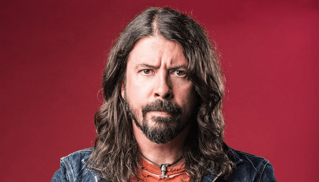 Dave Grohl Will Host Streamed Show With His Mom