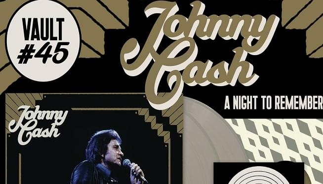 Jack White's Third Man Records to Issue Previously Unreleased Johnny Cash Live Album