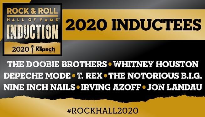 Rock and Roll Hall of Fame Gala to Be Replaced by HBO Special