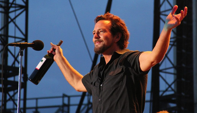 Eddie Vedder Makes Instrumental Available for Charity