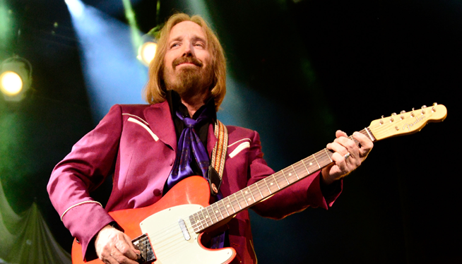 A Posthumous #1 Album for Tom Petty