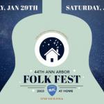1/29/21 – Ann Arbor Folk Festival – The Ark (Livestream)