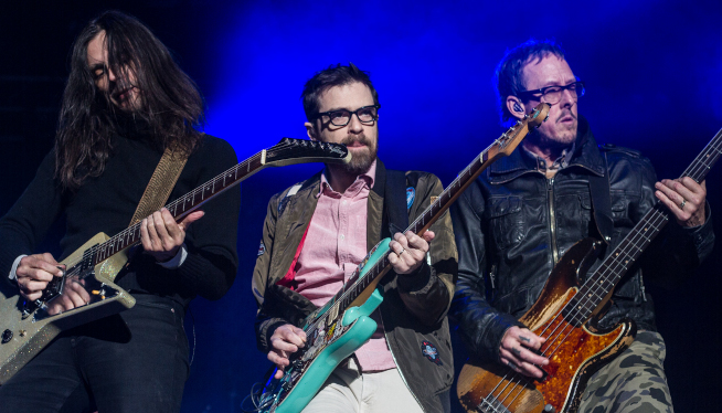 Weezer to Premiere a New Song at Summer Game Fest