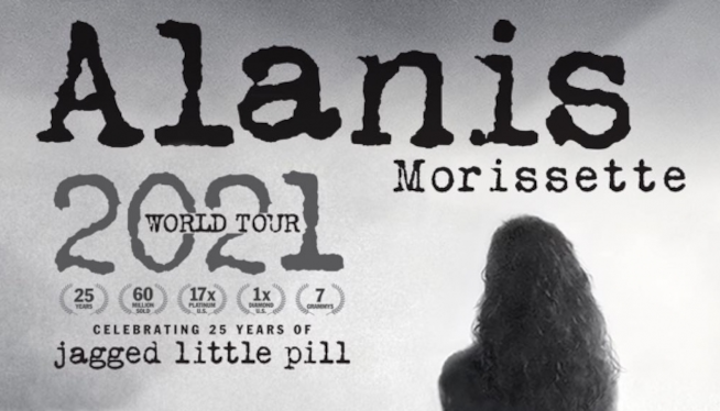 9/12/21 – Alanis Morissette at DTE Energy Music Theatre