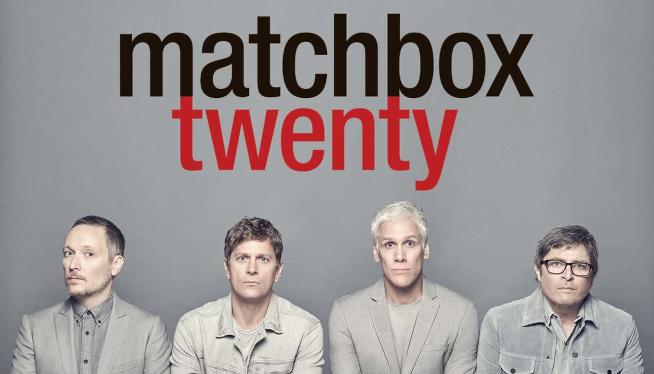 6/14/22 – Matchbox Twenty & The Wallflowers at DTE Energy Music Theatre
