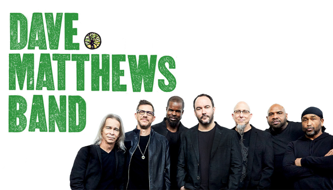 8/11/21 – Dave Matthews Band at DTE Energy Music Theatre