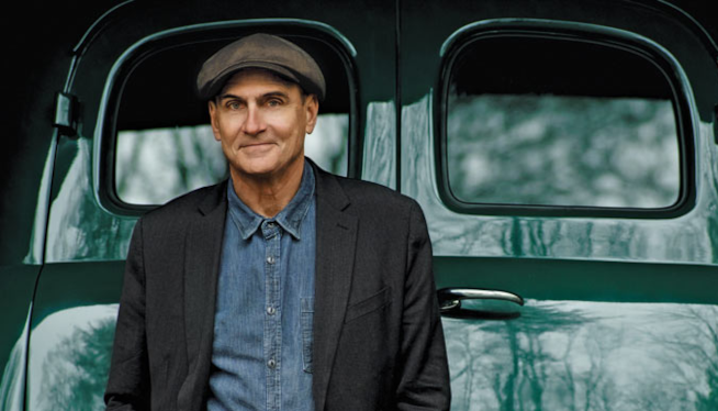 8/1/21 – James Taylor at DTE Energy Music Theatre