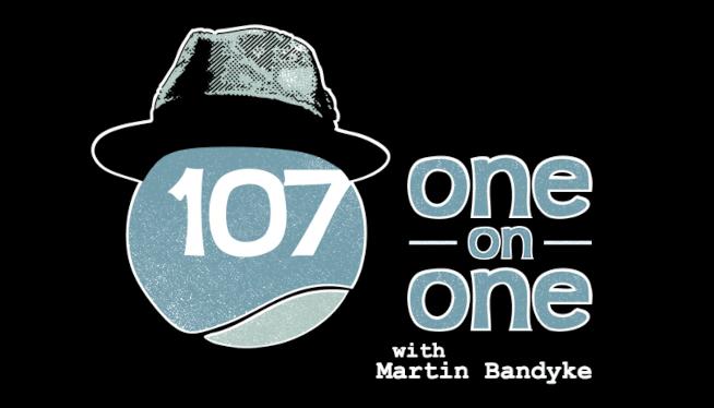 107one-on-one with Martin Bandyke