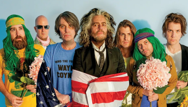 Win Tickets to see The Flaming Lips