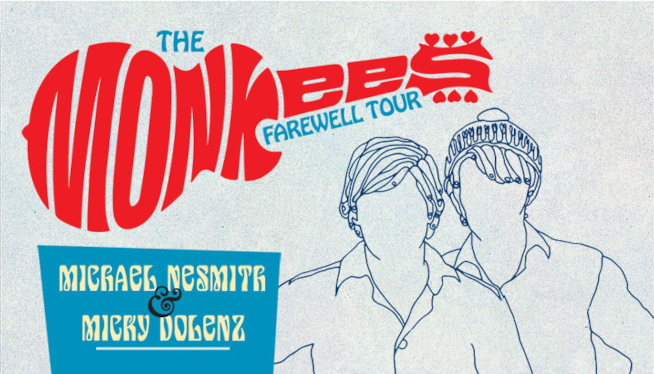 11/2/21 – The Monkees at Masonic Cathedral Theatre