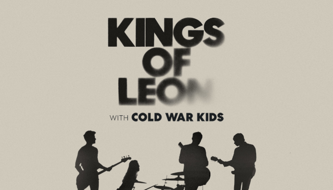 8/15/21 – Kings of Leon at DTE Energy Music Theatre