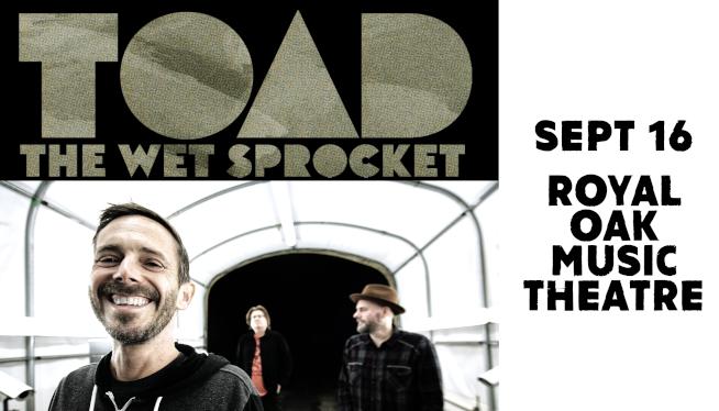 Win Toad Wet Sprocket Tickets