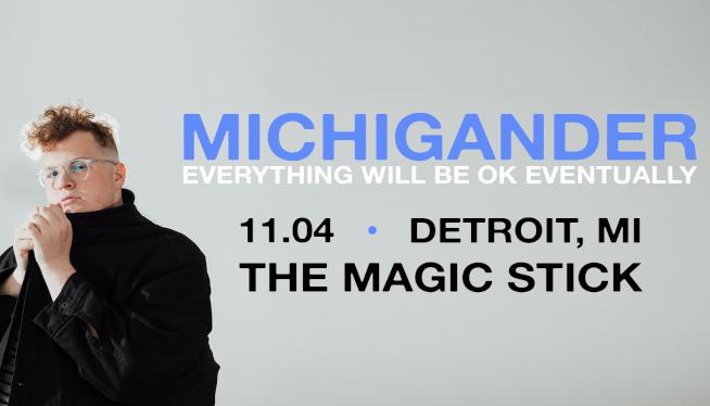 11/4/21 – Michigander at The Magic Stick