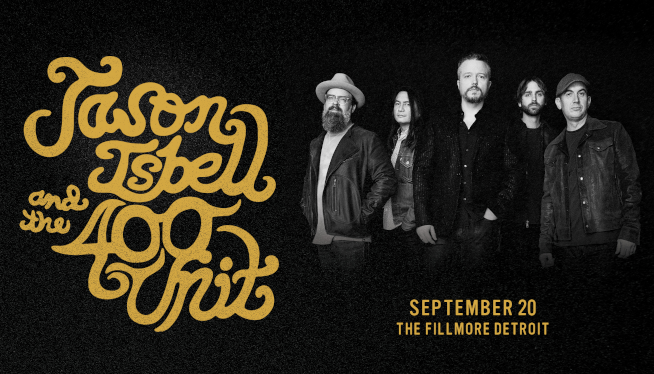 Win Jason Isbell and the 400 Unit Tickets