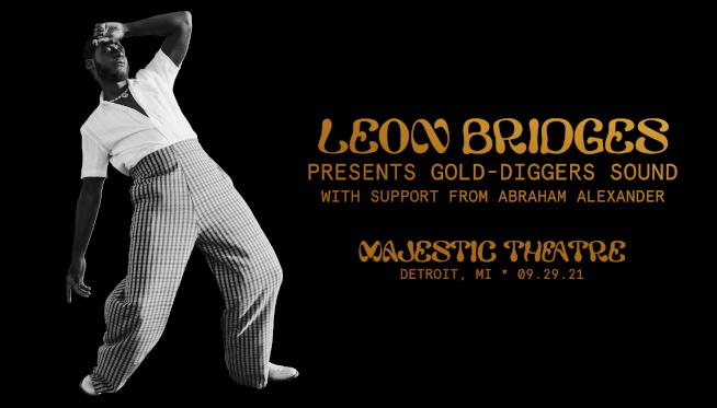 Listen to Win Leon Bridges Tickets