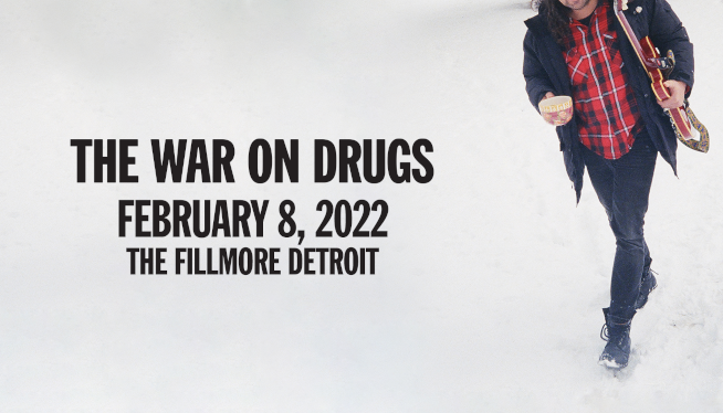 Win Tickets to see The War on Drugs