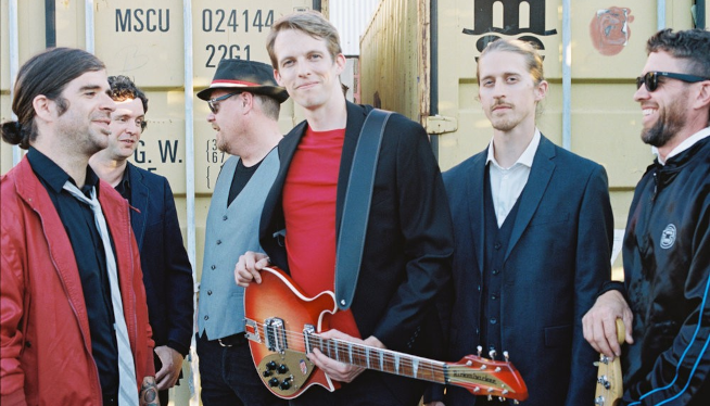 11/27/21 – The Insiders – Tom Petty Tribute at The Blind Pig