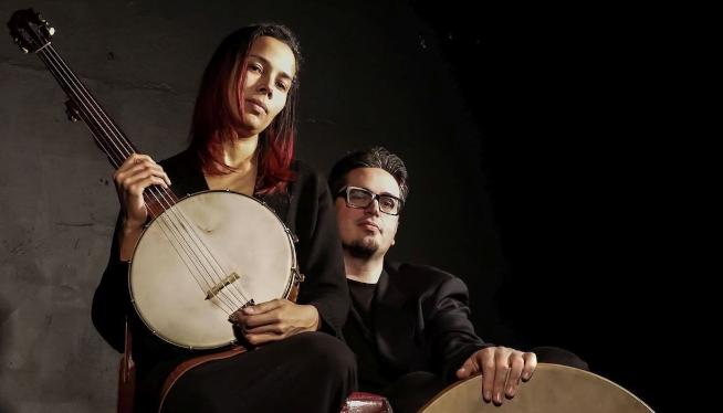 11/8/21 – Rhiannon Giddens &  Francesco Turrisi at Michigan Theater