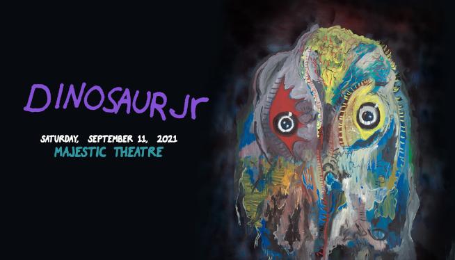 Listen to Win Dinosaur Jr. Tickets