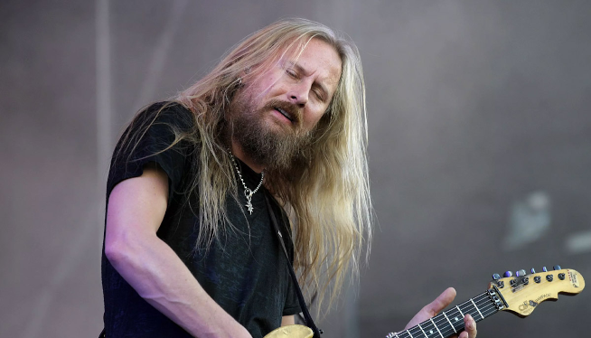 3/28/22 – Jerry Cantrell at Saint Andrew's Hall
