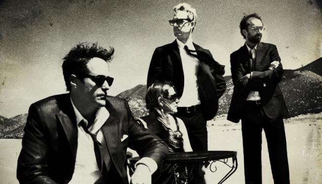 12/4/21 – A Winter's Night with DeVotchka at The Ark