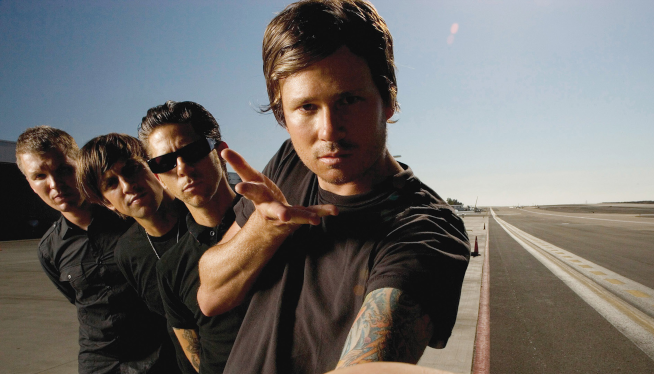 10/10/21 – Angels & Airwaves at The Fillmore