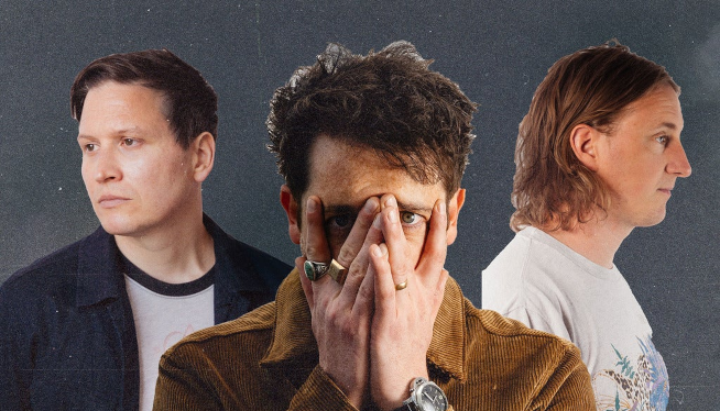 1/31/22 – The Wombats at Saint Andrew's Hall