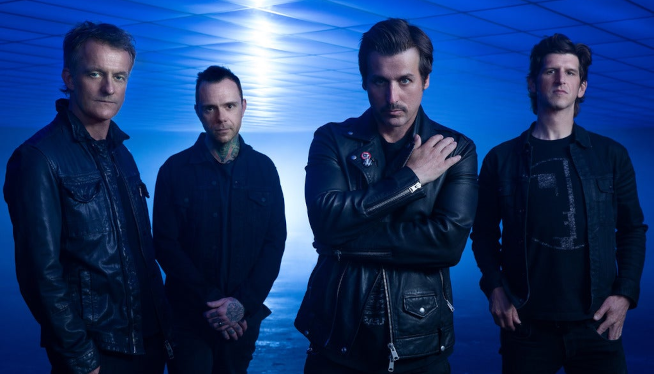 12/18/21 – Our Lady Peace at Saint Andrew's Hall