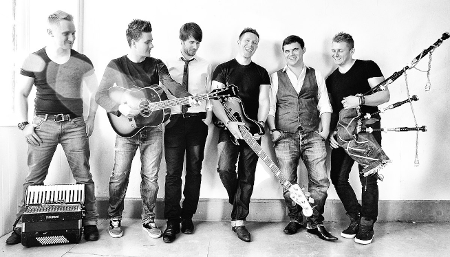 1/12/22 – Skerryvore at The Ark