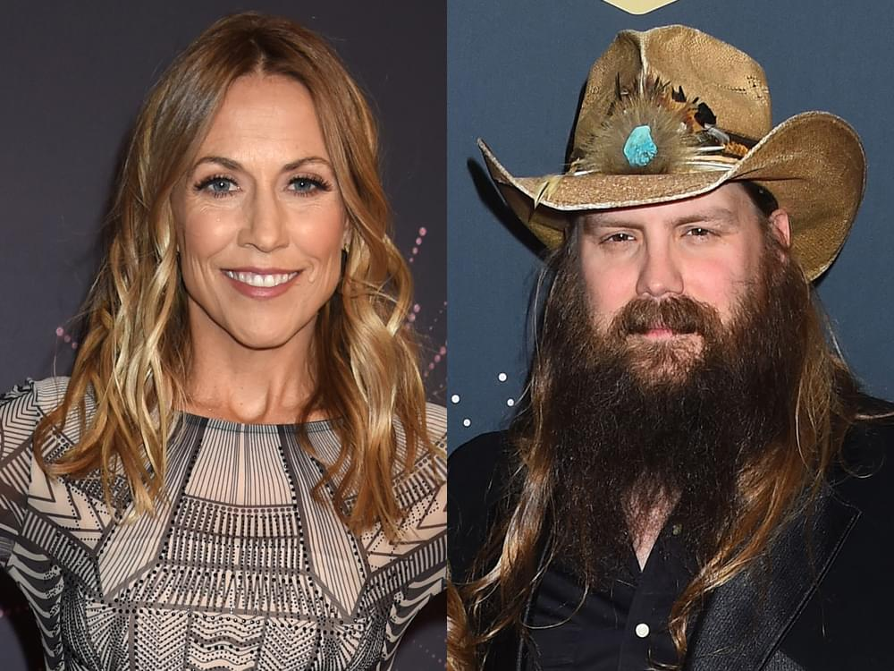 "Listen to Sheryl Crow's New Song, ""Tell Me When It's Over,"" Featuring Chris Stapleton"