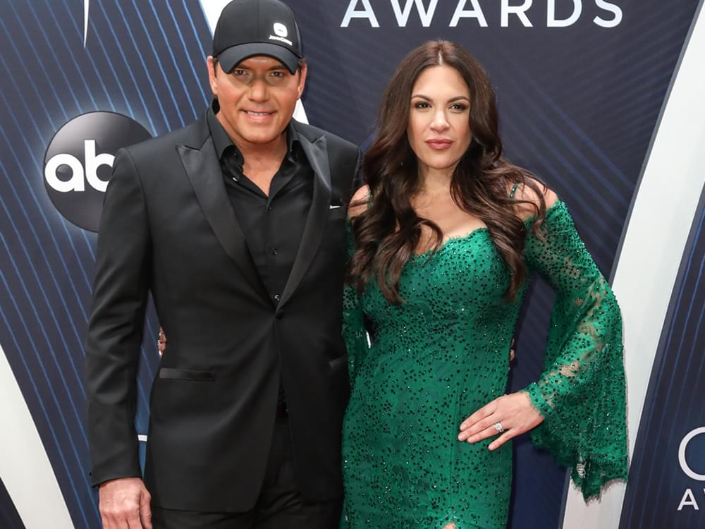 Rodney Atkins & Rose Falcon Welcome Baby Boy, Scout