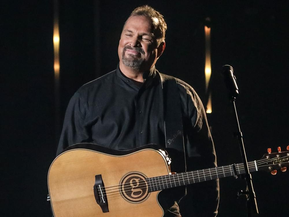 Garth Brooks to Become 2nd Country Star to Receive Library of Congress' Gershwin Prize for Popular Song