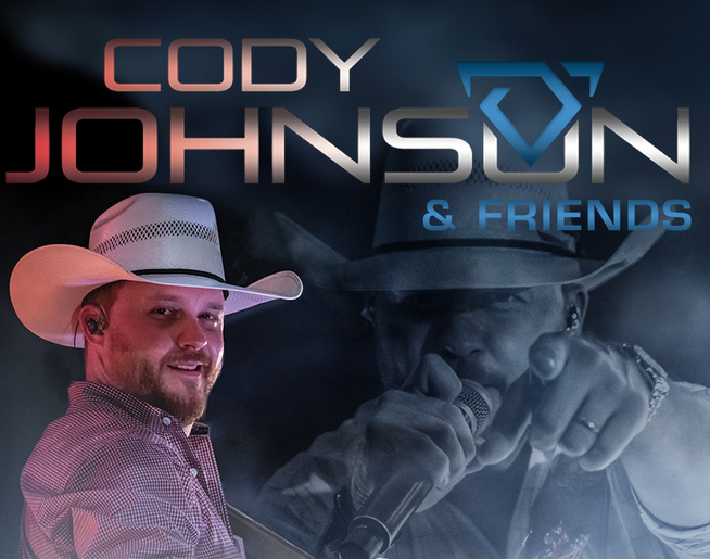 Cody Johnson at Royal Oak Music Theatre