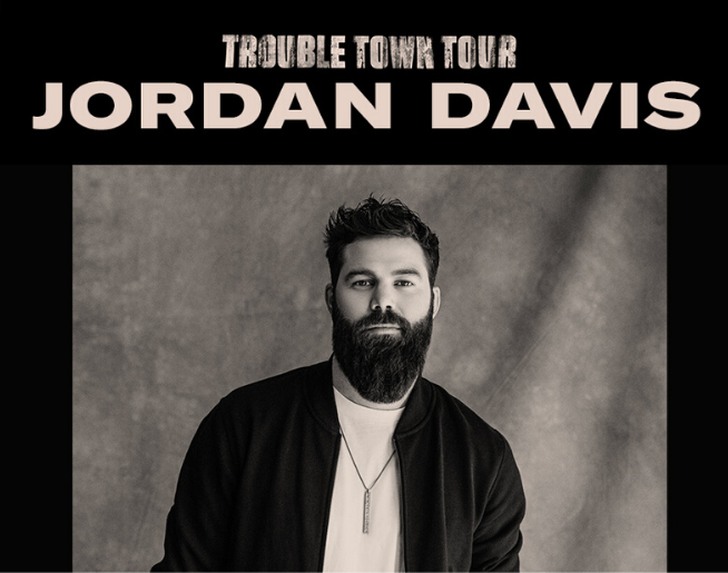 Jordan Davis at The Majestic Theatre