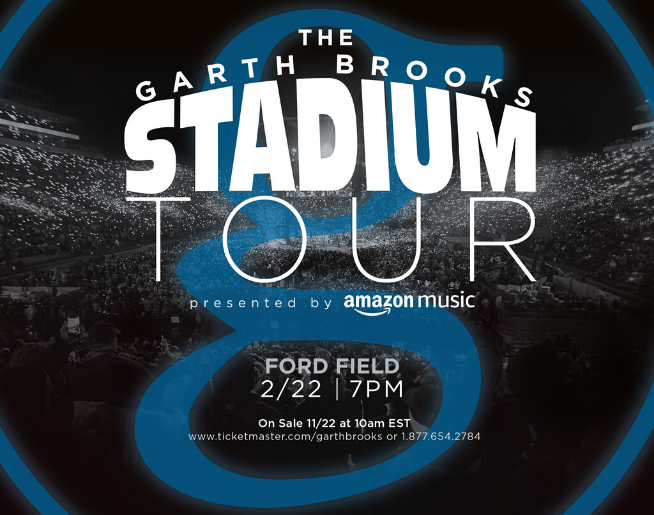 Ford Field | 2.22.2020