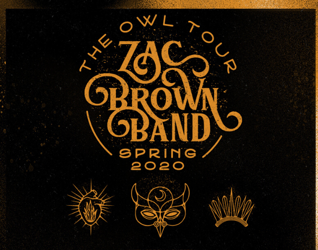Zac Brown Band coming to LCA!