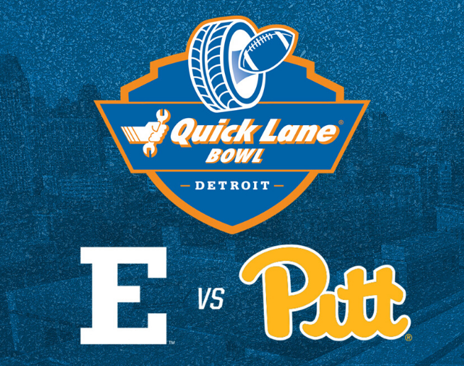 Win Tickets to the Quick Lane Bowl
