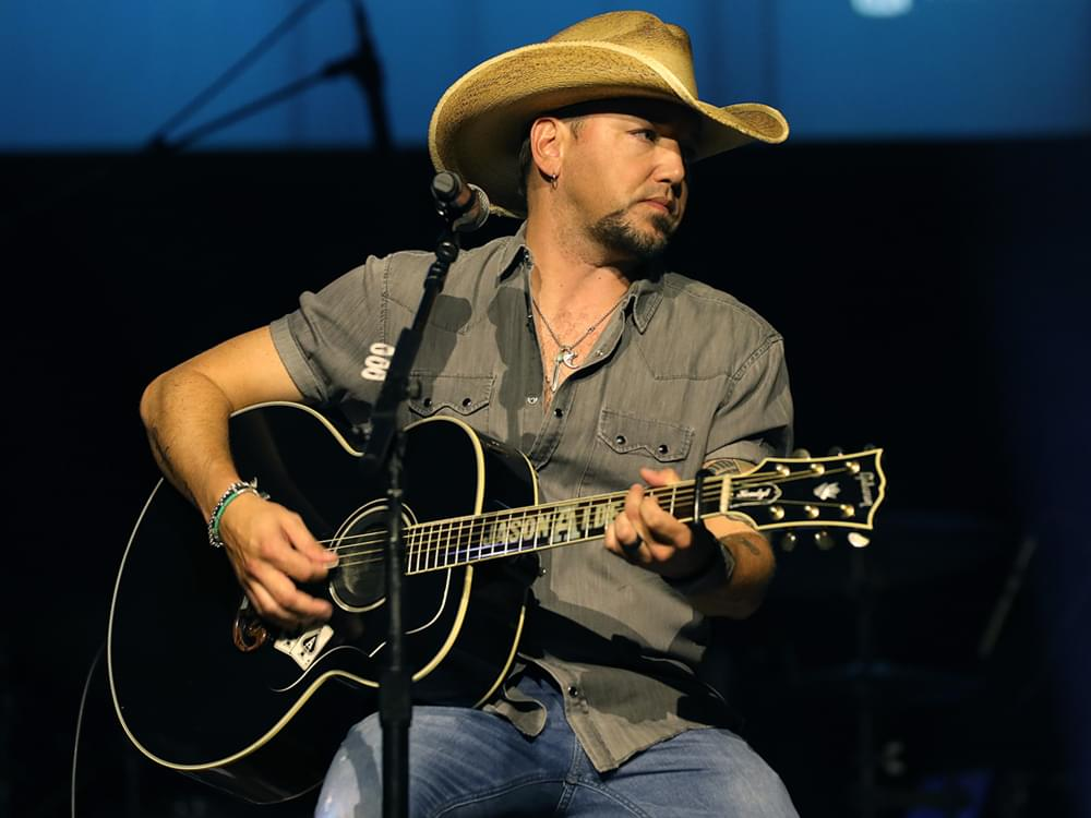 "Jason Aldean Slows It Down With New Single, ""Got What I Got"" [Listen]"