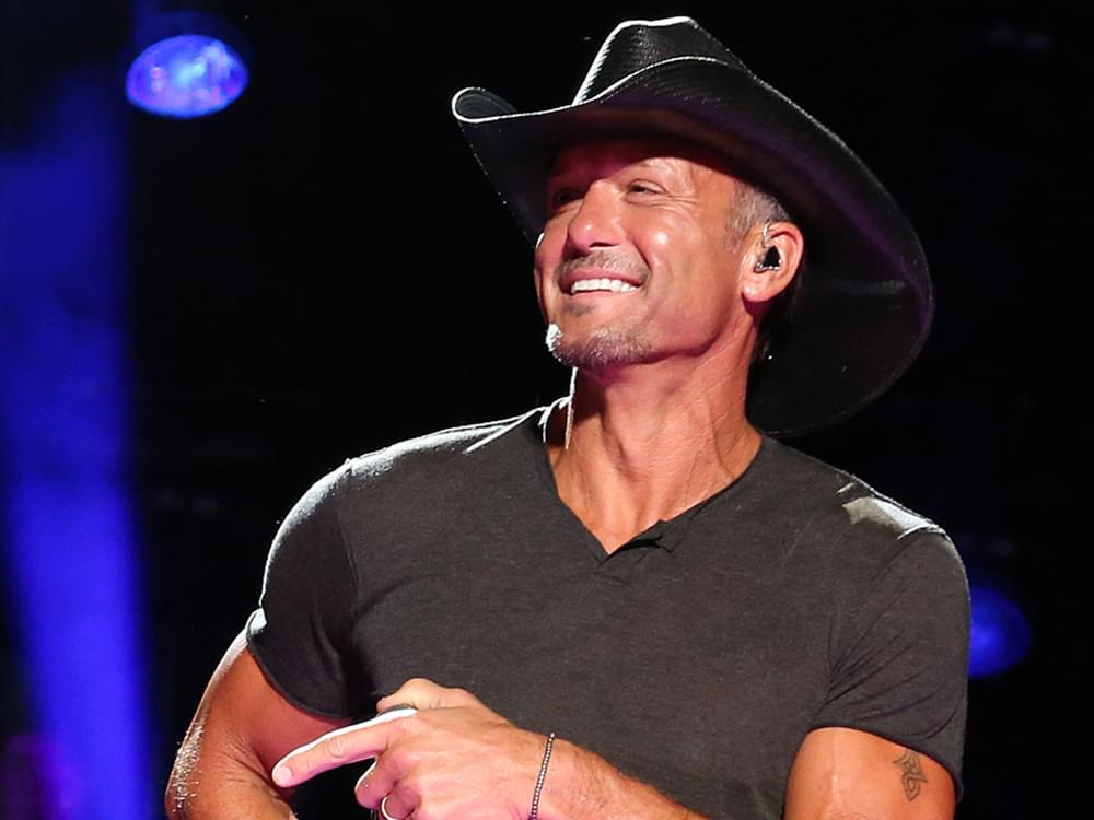 """Tim McGraw Releases New Video for """"I Called Mama"""" Featuring Never-Before-Seen Footage of Tim & His Mom  [Watch]"""