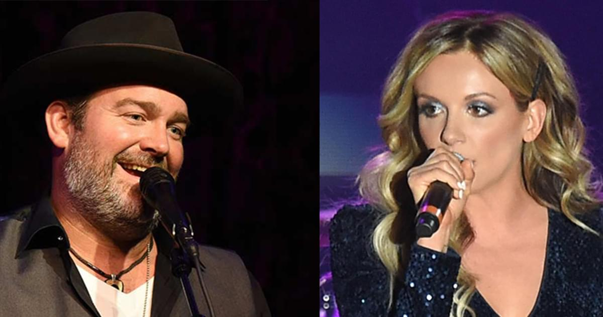 "Carly Pearce & Lee Brice Reach the Top of the Chart With ""I Hope You're Happy Now"""